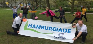 10 Tage Frisbeesport im Mai 2017